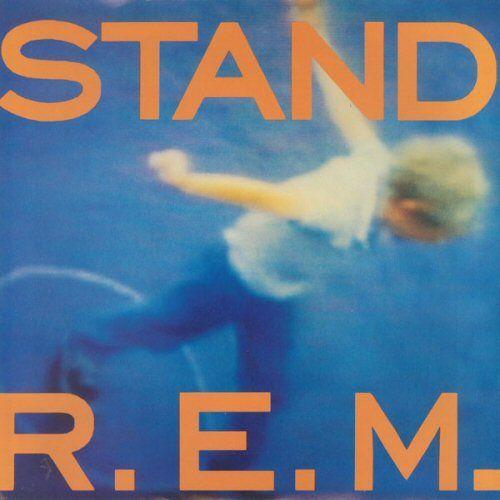 R.E.M. – Stand (single cover art)