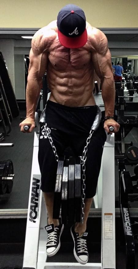 ....weighted dips