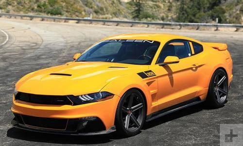 2019 Saleen 302 Black Label Mustang Review Ford Mustang Saleen