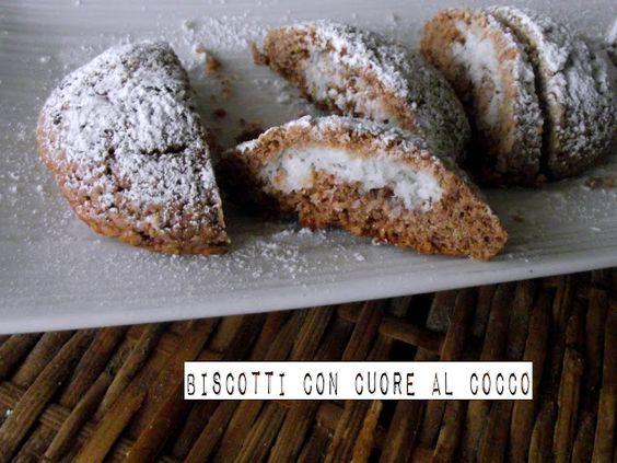 Biscotti con cuore al cocco e Ringraziamento | L'Emporio 21