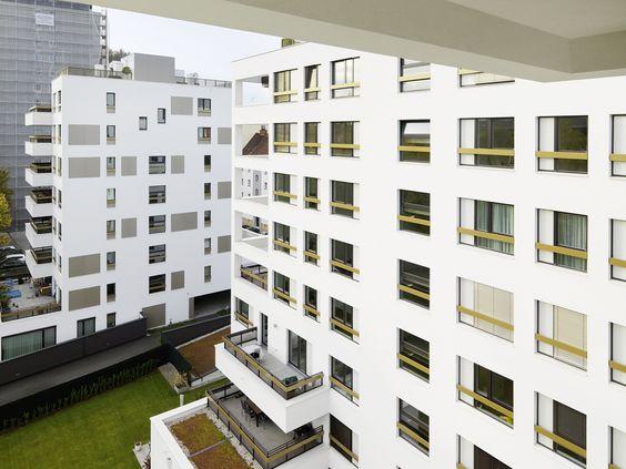 Conjunto Residencial Laimburggasse / Gangoly & Kristiner Architekten