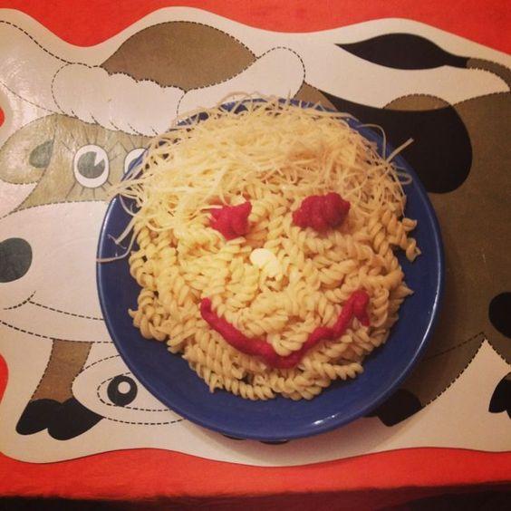 Pâtes pour les enfants de moins de 5 ans et pour les plus grands - Pasta for children under 5 and for larger #cuisine #foodkid #kids #food #faitmaison #homemade #eating #yummy #french #cooking #foodpic #foodgasm #instafood #instagood #français #pâtes #platprincipal #salé #vegetarien