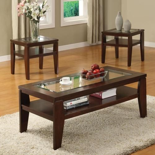 3 Teiliges Couchtisch Set Furniture Centre Table Living Room