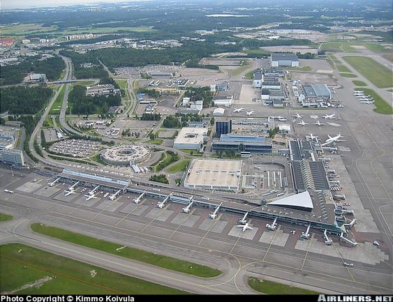 Helsinki Airport Is Expanding Skyscrapercity Airports I Have Gone Through Pinterest