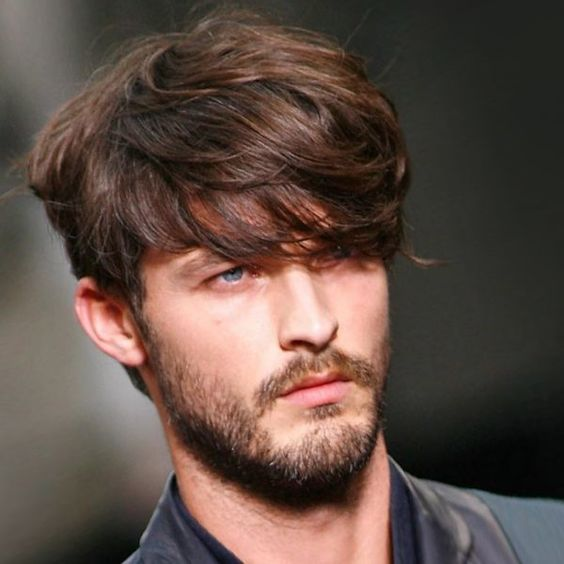 mop top hairstyle for thin hair