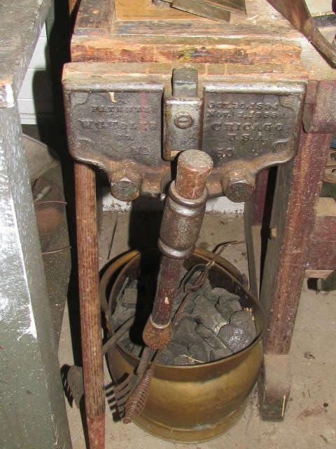Found On Estatesales Net Antique W C Toles Woodworking