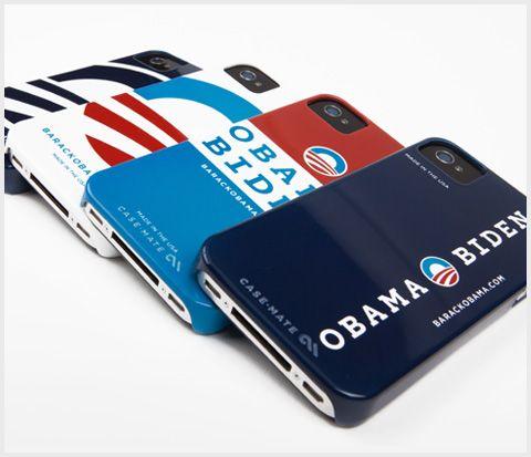 Wahlkampf auf dem iPhone.