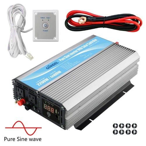 10 Best Pure Sine Wave Inverters Product Reviews In 2020 Power