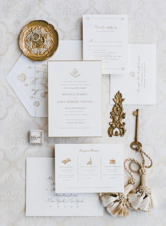 luxurious wedding stationary set #weddingstationary #weddinginvitation #fineartwedding #fineartbride #fineartstationary