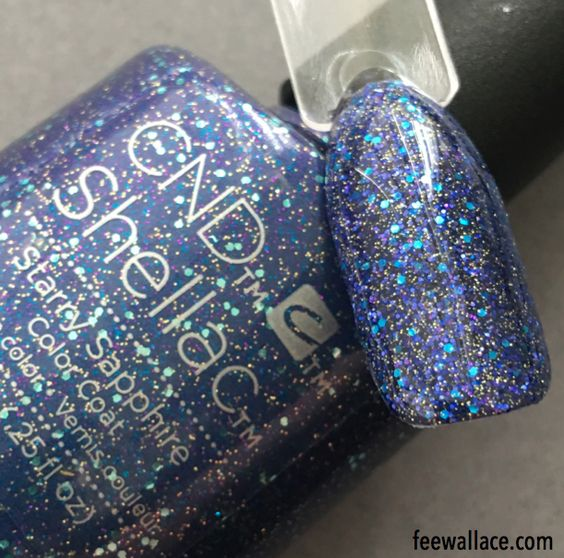 From today I'm allowed to share close ups and comparison shots of one colour per day from CND's next new colour collection!! This whole collection is all about glitter. Each one of the …