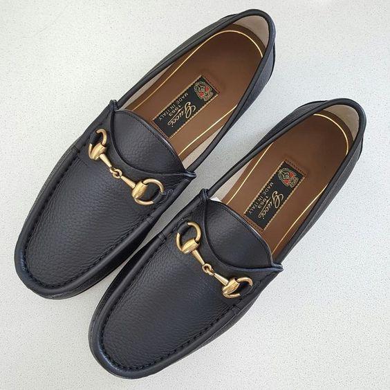 Gucci Chaussures : Gucci Horsebit-Mocassin