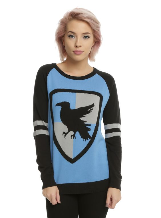 Harry Potter Ravenclaw Girls Pullover Top | Hot Topic