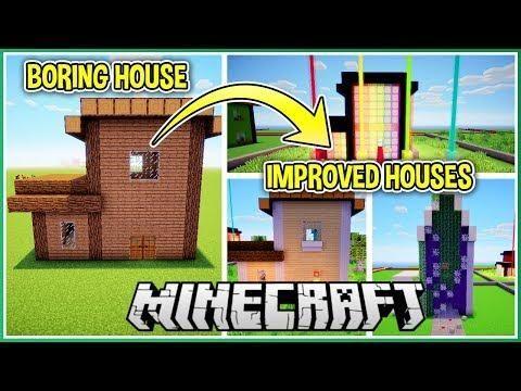 I Got 10 Random People To Improve My Terrible Minecraft House