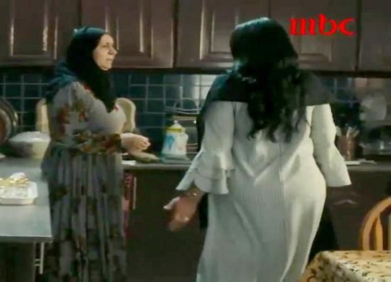 صور مؤخرة ريم عبدالله تثير الجدل في مسلسل العاصوف 2 Long Sleeve Dress Dresses With Sleeves Fashion