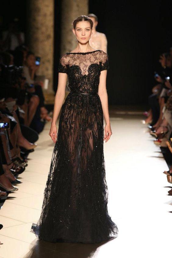 Haute Couture Fall/Winter 2012-2013 Fashion