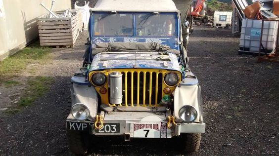 WILLYS JEEP LHD