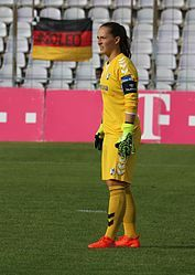 Laura Benkarth – SC Freiburg u.a.