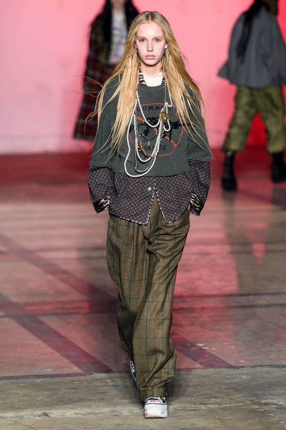 R13 Fall 2019 Ready-to-Wear Collection - Vogue