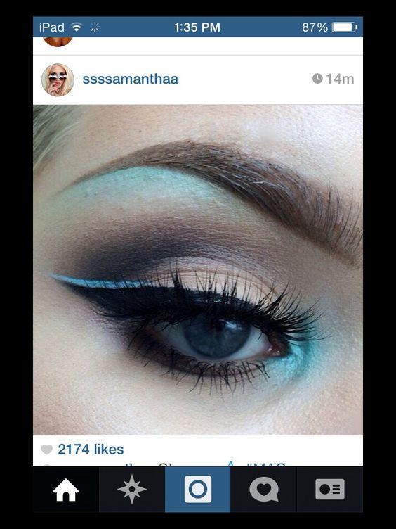 Makeup inspo Instagram name above!