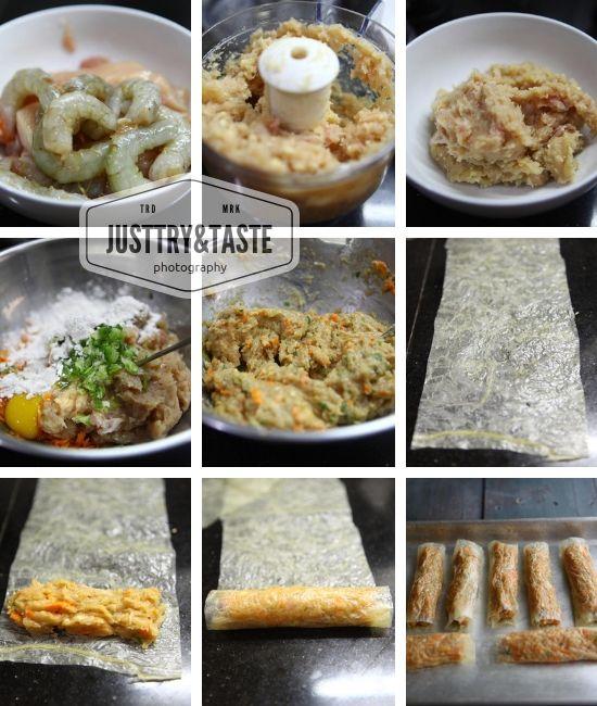Resep Homemade Kani Roll Jtt Di 2020 Resep Masakan Memasak Resep