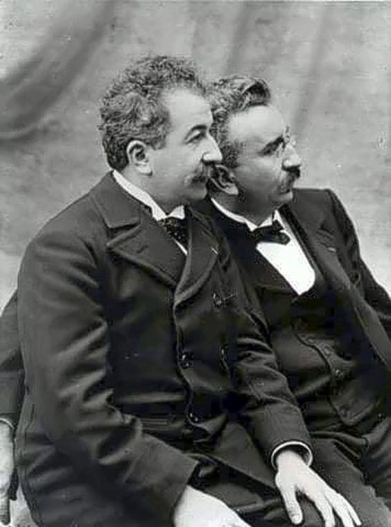 Auguste Marie Louis Nicolas Lumière, nace en Besançon, 19 de octubre de 1862, muere en Lyon, 10 de... - #¿qué #curiosidades #lumière #noticia #sabias