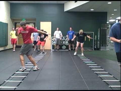 Como Correr Mas Rapido: ¿La Escalera de agilidad te hará más rápido?