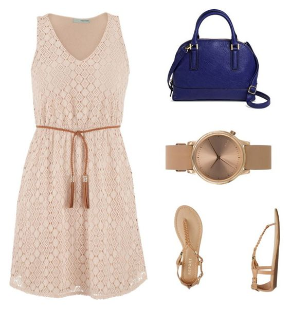 """""""Sin título #1"""" by karina-del-angel on Polyvore featuring moda, maurices, Report, Merona y Topshop"""