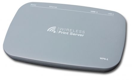 DNP Wireless Print Server