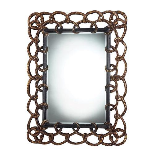 Rectangle 39 Inch Mirror At Destination Lighting $400 Manufacturer:  Sterling Lighting Model Number:
