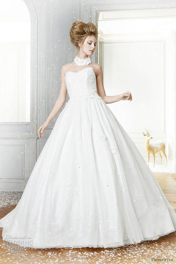 Pronuptia Wedding Dresses 2012 — Féerie Bridal Collection