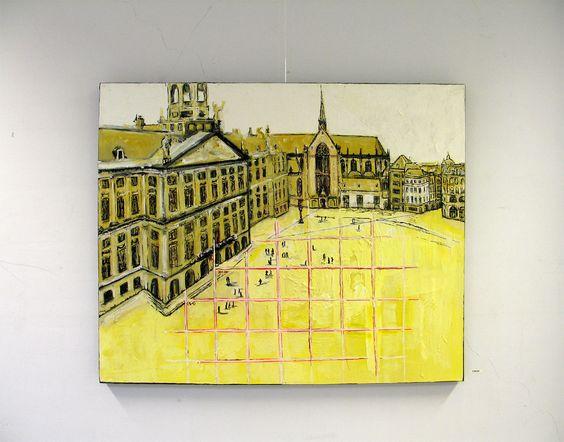 Schilderijen van Tanja Koelemij bij Atelier en Expositeruimte Kunstenaar Anita Ammerlaan. 1150m2 Bijzondere Kunst en wisselende expositie's. Markt 39 in het brabantse Roosendaal. www.anitaammerlaan.com