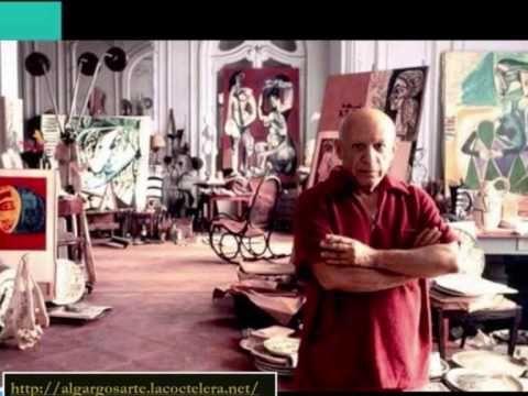 ▶ Picasso en acción - YouTube Para presentar a la clase de Espanol primero como una introduccion