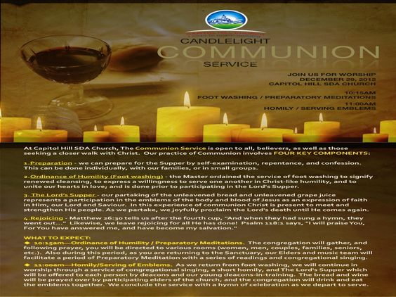 WEB BANNER - COMMUNION - Candlelight 12.29.12
