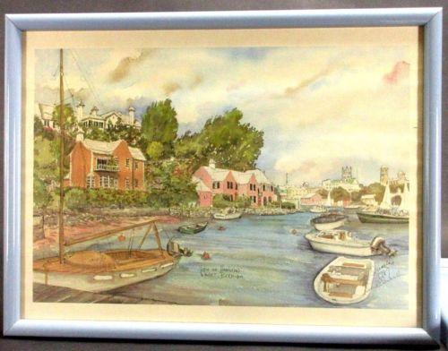 Sue Quarles Hamilton Paget Bermuda Bermuda Art Paget