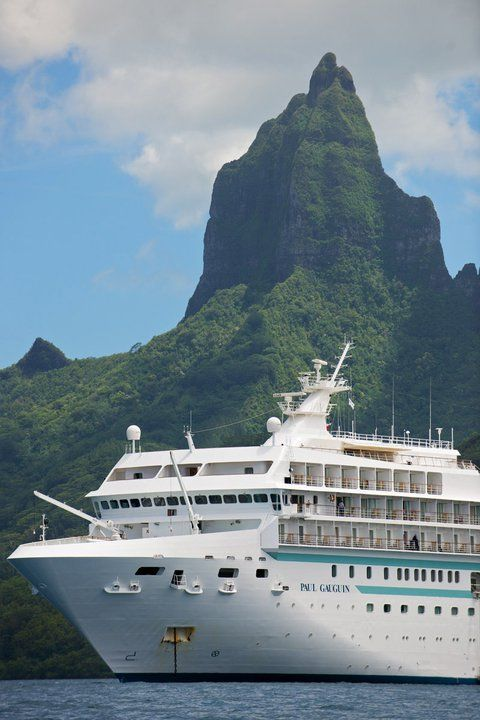 Paul Gauguin Cruise. For more information visit www.pgcruises.com or call 020 7399 7691