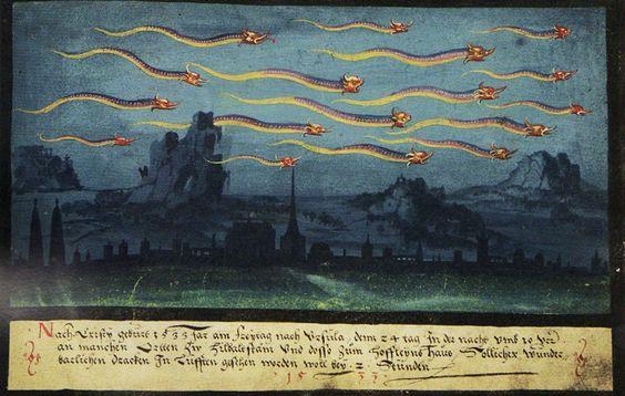 The Augsburg Wunderzeichenbuch
