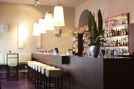 Cocktailbar in Vienna: Eberts Bar