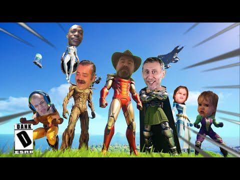 Fortnite Season 4 Dank Meme Trailer Chapter 2 Funny Youtube Fortnite Memes Dank Meme
