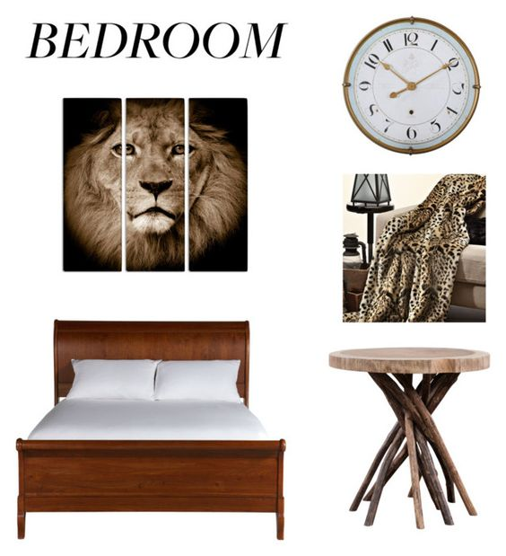 bedroom by thequeen-998 on Polyvore featuring Alouette, Ethan Allen and bedroom