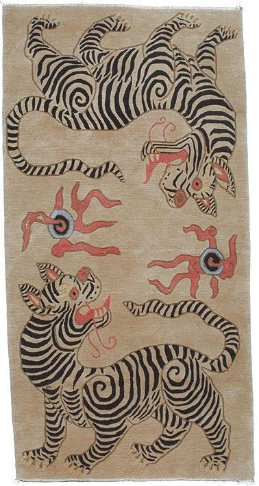 Tiger Carpet