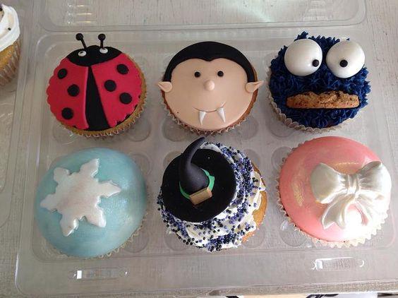 Cursos de Cupcakes   Cupcake Workshop