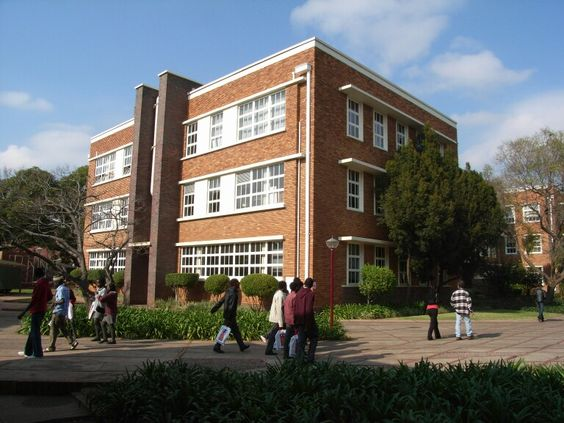 The Chemistry building