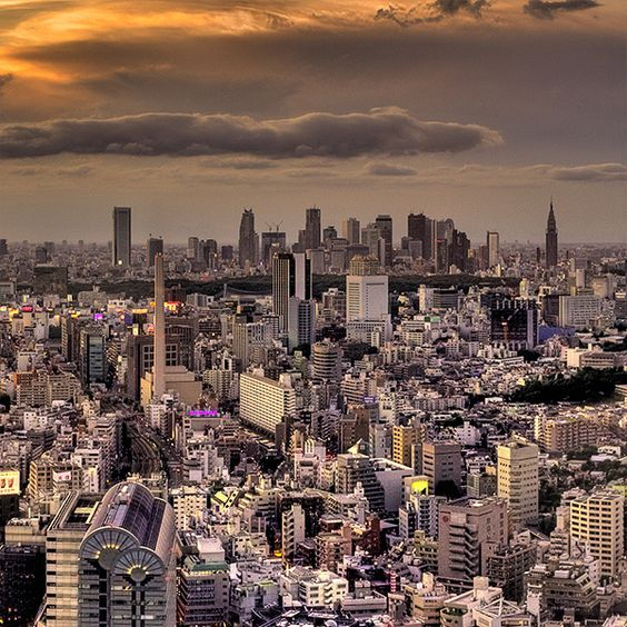 Photography in the Tokyo Area by Phil Munro
