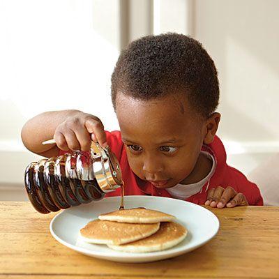 Healthy Kids' Breakfast Recipes