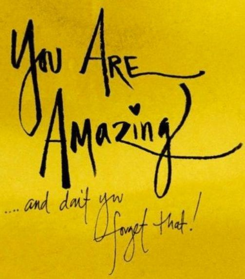 You Are Amazing And I Love You: You Are Amazing, You Are And Love You On Pinterest