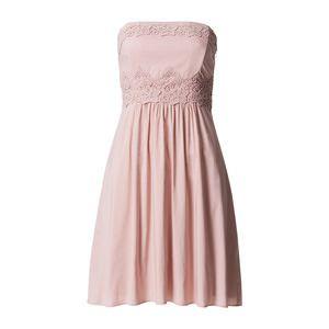 Bandeau-Kleid mit Häkelspitze von zero! #zerofashion