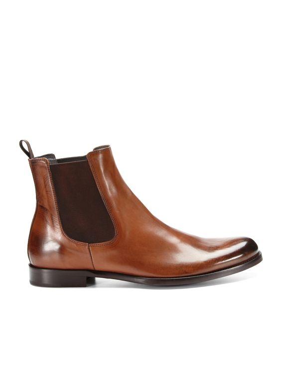 Beckham Chelsea Boots