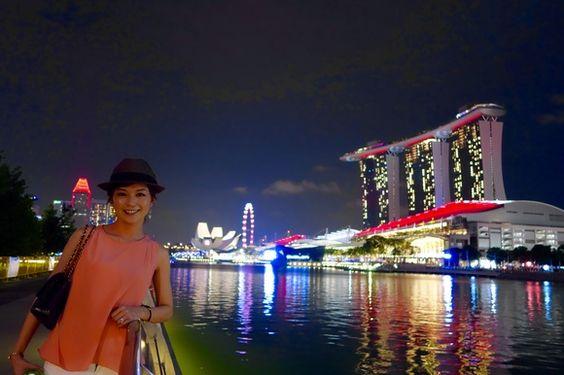 今週末はシンガポール生誕50周年!!の画像:minako's official blog 中野美奈子シンガポールブログ