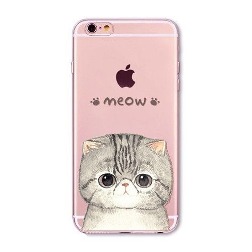 12 Modèles Coque Iphone 5/6/7 Chatons   Cats phone case, Iphone ...
