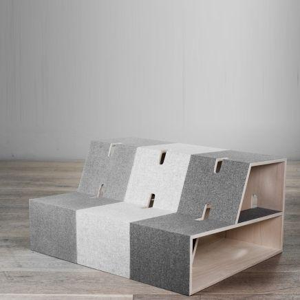 Perludi Pauli Shelf Seat for Children, Perludi UK Retailer